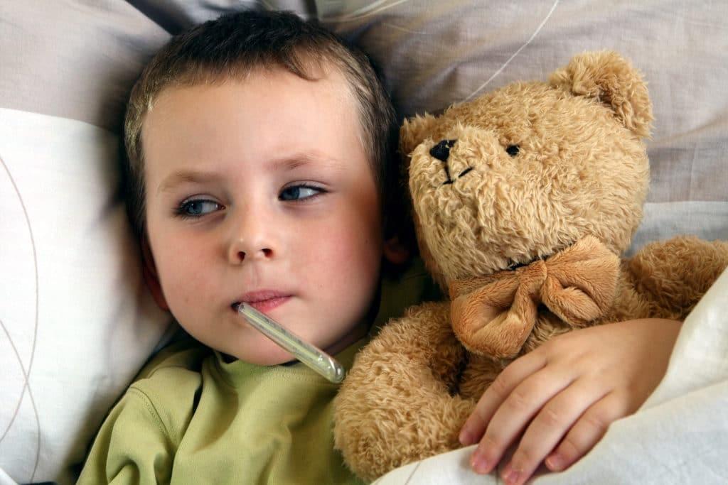 Kinderziektes