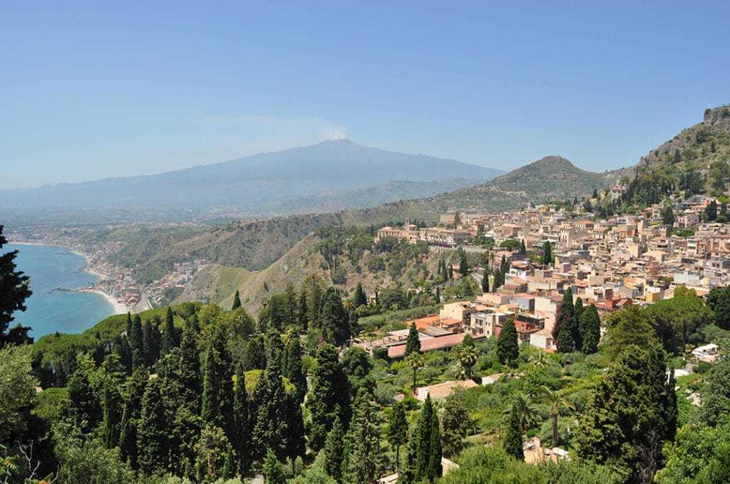 Seminar Sicilië