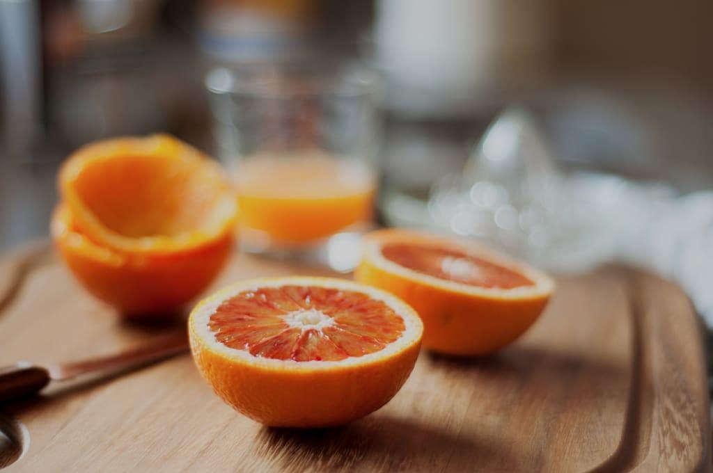 Twee aanbiedingen: griepprik en citrusvruchten