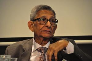 Indiase arts Prasanta Banerji indrukwekkend op goedbezocht symposium