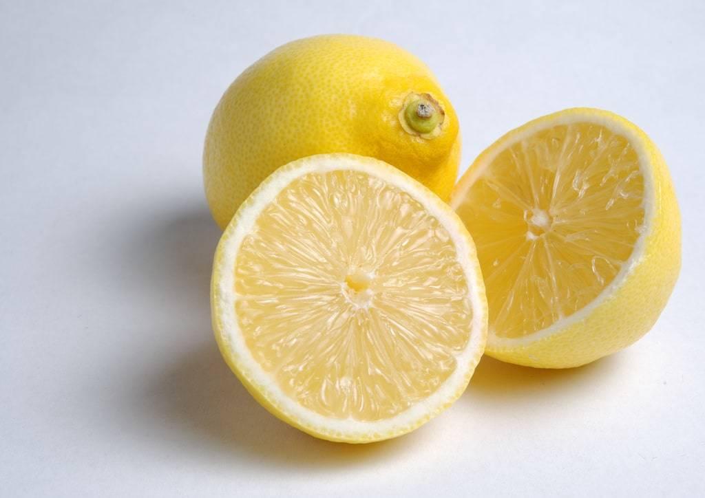 De gezonde kracht van citroenen