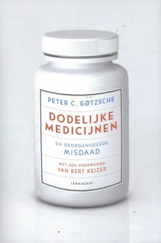 Boekbespreking 'Dodelijke medicijnen en georganiseerde misdaad', Peter Gøtzsche