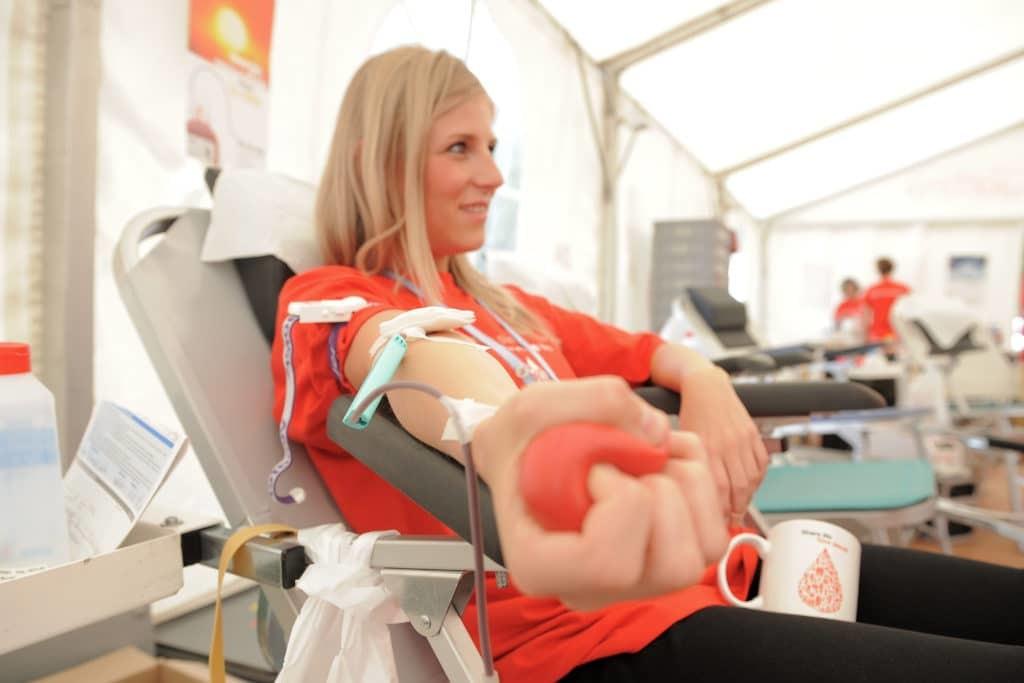 Bloeddonatie