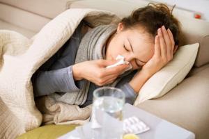 Longontsteking; een complicatie van griep