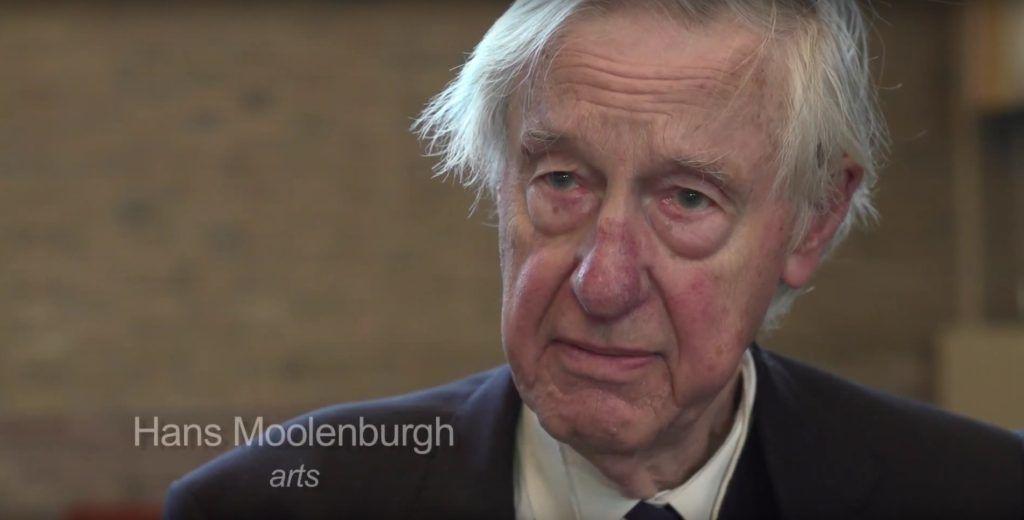 Lezing dr. Hans Moolenburgh over ziekte en gezondheid