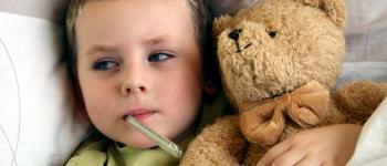 Griep en koorts bij kinderen