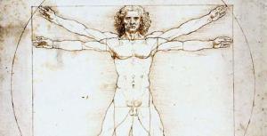 Klassieke Homeopathie - Mensbeeld Leonardo da Vinci