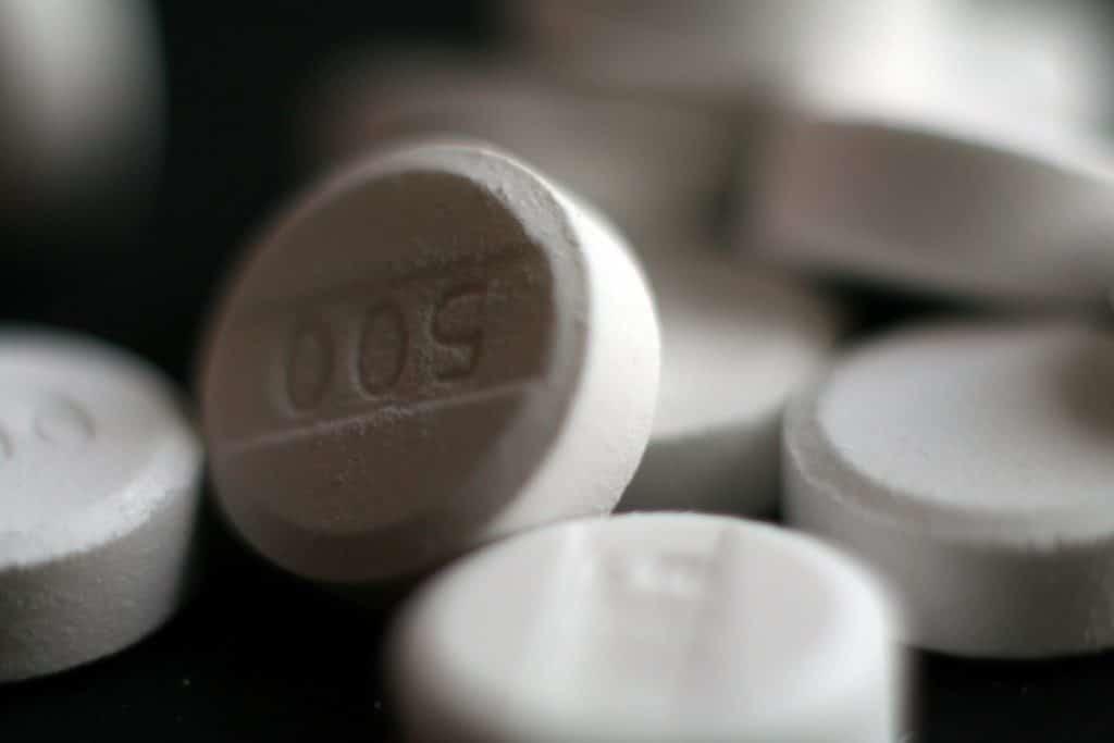 'Extra griepdoden in Noord-Amerika door paracetamol'