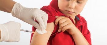 Vaccin jongen