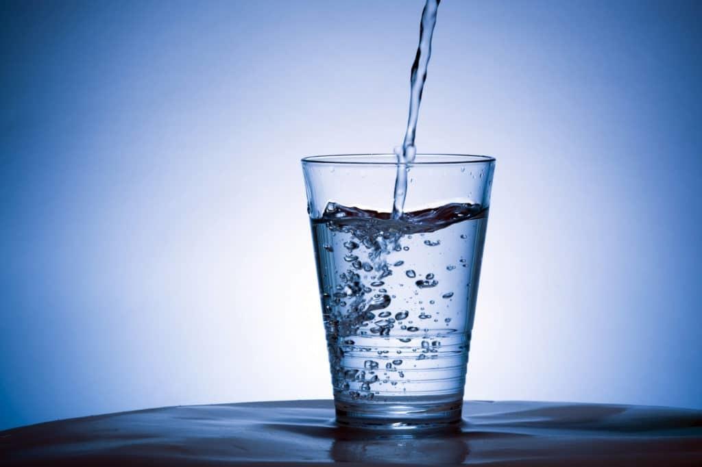 Nederlanders drinken te weinig water