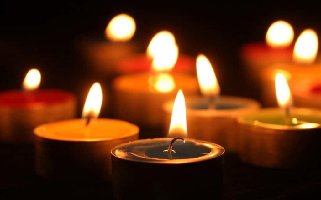 Lichtjesdag voor de overleden kinderen