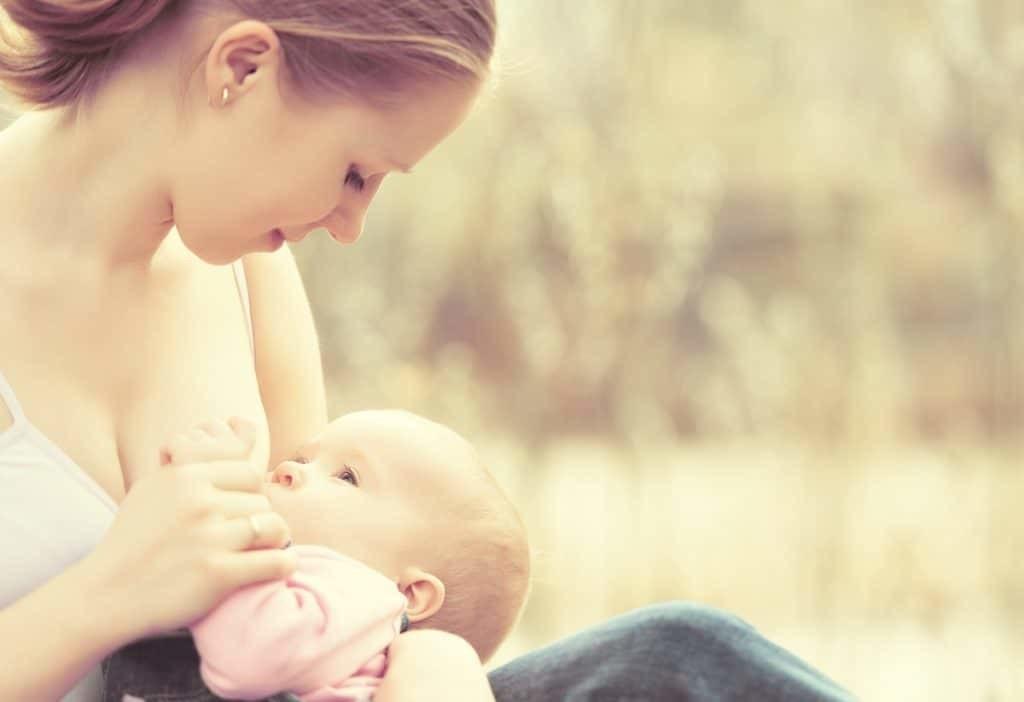 Wat als borstvoeding geven niet lukt?