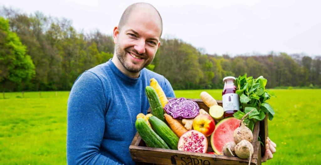 Juglen Zwaan over de heilzame aspecten van voeding en eet jezelf gezond