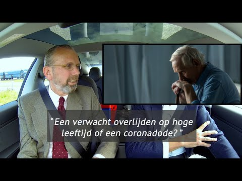 Coronabeleid is inhumaan', zegt Klinisch Ethicus Dr. Erwin Kompanje