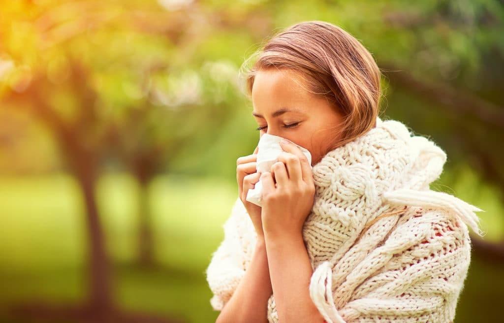 Hooikoorts voorkomen met homeopathie