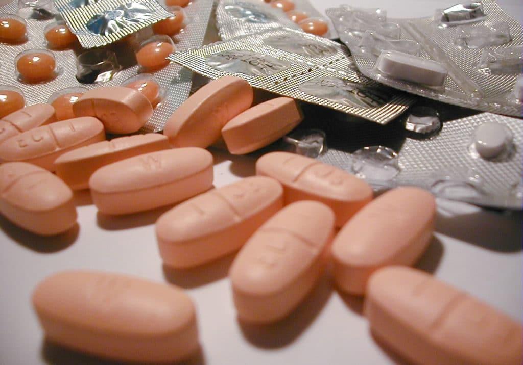 Bijwerkingen van antidepressiva